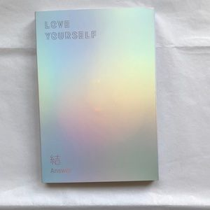 BTS Love Yourself: Answer S version album